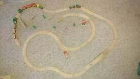BRIO train and safari set