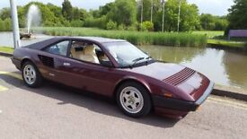 Ferrari Mondial QV, Show Car, Low Miles, Rare Colour, Owner Provenance