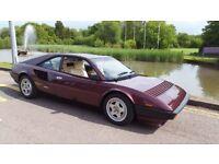 Ferrari Mondial QV, Show Car, Low Miles, Rare Colour, Owner Provenance