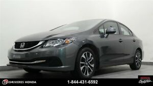 2013 Honda Civic EX bluetooth mags toit ouvrant