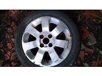 """Corsa alloy wheel 15"""""""