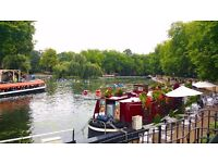 Gorgeous One Bed With Balcony in Little Venice! Walking Distance to Paddington Station! - View Now -