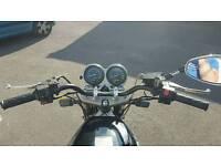 Susuki gs500ex A2 motorbike