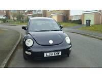 Vw Beetle 3 door hatchback petrol 1.6