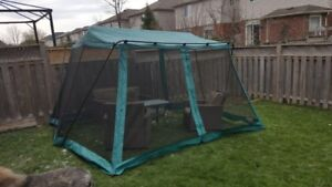 Bug out canopy