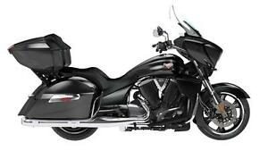 2017 Victory Motorcycles CROSS COUNTRY / 62$/sem garantie 3 ans