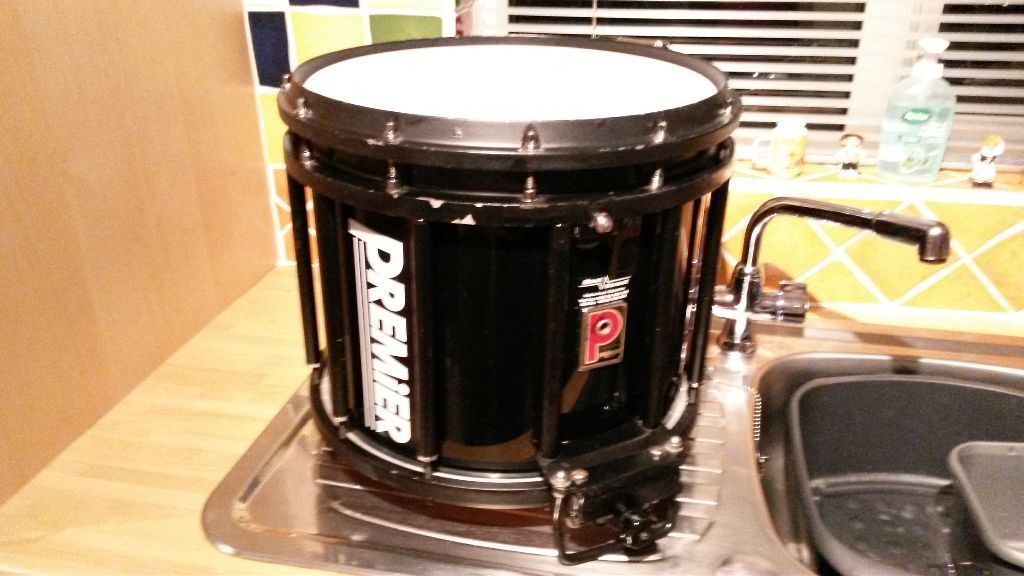 premier hts 200 marching band snare drum in dromore county down gumtree. Black Bedroom Furniture Sets. Home Design Ideas