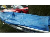 11ft pvc boat cover for mirror sailing dinghy ghy