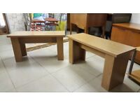 2X Kitchen Benches Great Condition