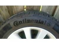Alloy wheels 16 inch 5×114 rims tyres for sale