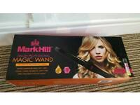 Brand new mark hill magic curling wand