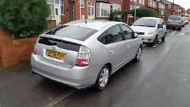 06REG T SPIRIT PRIUS 1.5 TWO OWNERS FULL TOYOTA HISTORY VIA TOYOTA WEBSITE LAST SERVICED AT 158K