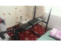 Barbell chest exercise leg abs incline flat bench **URGENT**