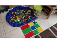 Large Lego Duplo Bundle