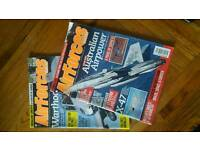 Air Forces Monthly magazine 2 issues