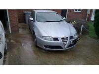 Alfa Romeo GT 1.9jtd. 118k. Mot.