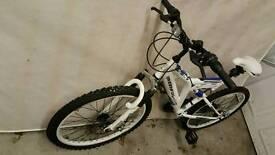 Muddyfox bike as new