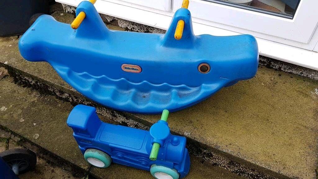 Little tikes outdoor toys