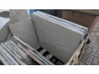 Raj Green Indian Sandstone 5sq m