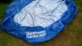 Bestway 7ft paddling pool