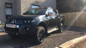 SOLD PENDING COLLECTION Mitsubishi L200 2009 £6995 ONO