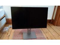 Dell Ultrasharp 25 inch 2560 x 1440 Quad HD Resolution Monitor