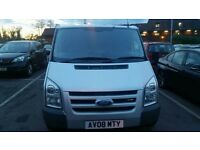 2008 FORD TRANSIT 280 SWB IN SILVER 115 BHP