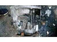 Vauhall vivaro 6 speed gearbox