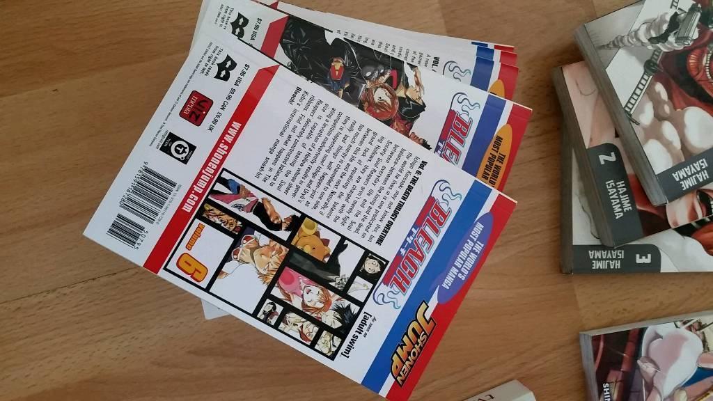 Manga Books In Gabalfa Cardiff Gumtree