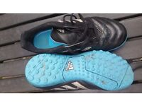 Size 1 and 2 Boys football boots