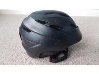 Men's Giro 9 Ten Ski Helmet Black XL