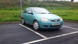 "Vauxhall Corsa 1.2 Design 'Full Years MOT"" -CHEAP INSURANCE"