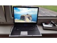 advent 5431 windows 7 250g hard drive 2g memory webcam wifi dvd drive comes with charger