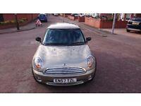 Mini one 1.4 2007 80 done 80k miles