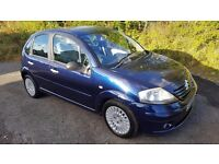 Citroen C3 Exclusive 1.4 HDi Diesel **YEARS MOT** £30 ROAD TAX**55MPG**BARGAIN AT ONLY £895
