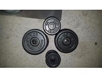 Pro Power Weight Plates