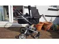 Graco buggy/carseat/stroller travel system