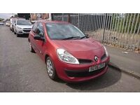 2006 CLIO NEW SHAPE 1.2 HIGH MILEAGE 160K BREAKING FOR PARTS OR FULL CAR