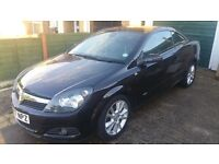**FOR SALE** Vauxhall Astra Twintop Convertible