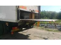 Dhollandia dhrm70 5081190 fold away tail lift.