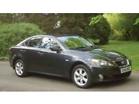 Lexus IS 220D 2.2 TD SE 4dr FULL LEXUS HISTORY, EXCELLENT CONDITION