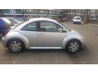 Volkswagen Beetle Auto 2.0 Silver - 2002