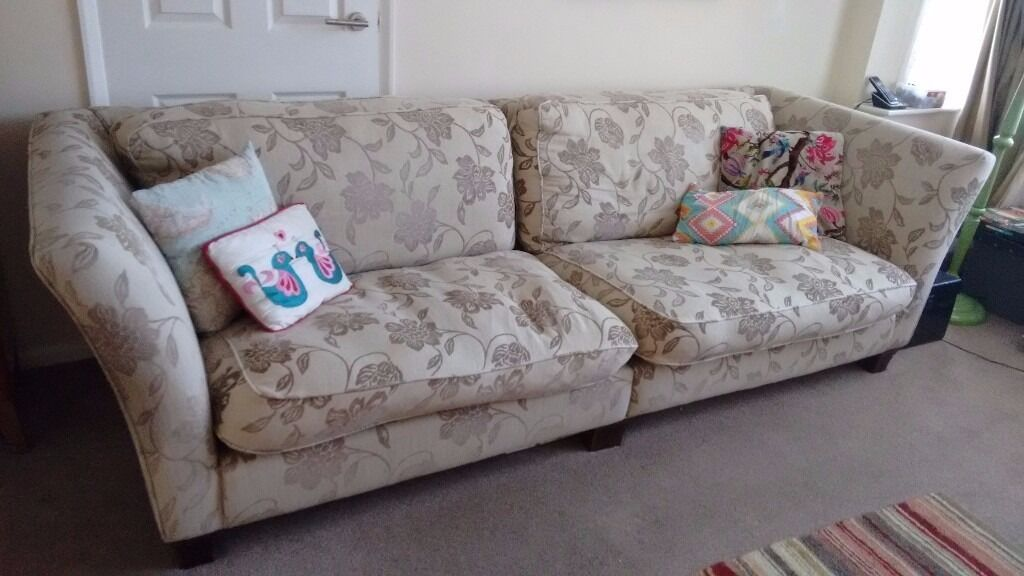 Gorgeous And Really Comfy Large Seat Sofa From Furniture Village