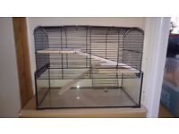 """The Mayfair"" – Small animal cage in original box (gerbil/ hamster/ mouse)"