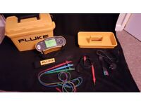 multifunction tester by Fluke.Fluke 1653