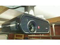 Sony hd projector home cinema system