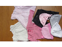 Newborn - bundle of girls clothes.Grab a bargain!