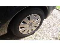 "Xsara Picasso Alloy 15"" Wheels With Good Tyres"