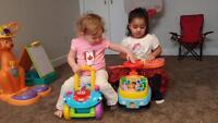 Child care in west end 33rd street in Kensington $400 a month