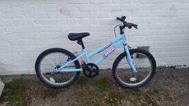 Trax Tr 20 20 inch wheels push bike